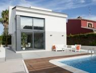 Недвижимость в Испании,Новая вилла от застройщика в Сан-Хавьер Недвижимость в Ис