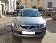 Продажа Mazda 6 I (GG) Рестайлинг 1, 8 MT (120 л, с, ) Продаю ухоженный автомоби