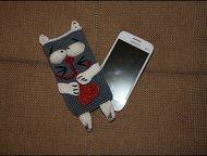 Вязаные чехлы на телефон Вязанные чехлы на телефоны, айпады, планшеты на заказ.
