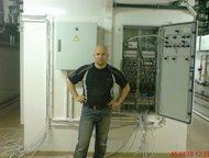 Услуги электрика в Москве Любые электроработы по Москве и области. Замена провод