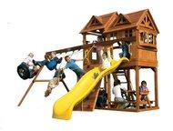 Детские игровые площадки из США, Со склада в МО Игровые площадки для дачи из США