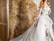 изумительные свадебные платья Атлас, кружево, роскошные корсеты - какие красивые