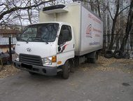 Грузовик hyundai HD-72, реф, 2007г Продается грузовик HD-72, рефрижератор 2007г.
