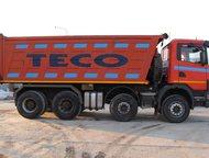 Продаю самосвал Scania R124 Новая резина по кругу. Ни каких вложений не требует,