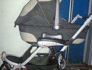 3х колёсная коляска Фото моей коляски. Коляска - 3х колёсная Cam Cortina, б/у. С