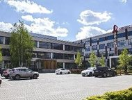 Сдаются офисные помещения класса В+ от 50 м2 в современном БП Дорохоff, г, Москв