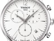 мужские наручные часы Tissot новые Мужские наручные классические часы в двух цве