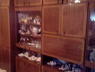 Продаю мебель-стенку Продается мебель стенка бу длинна 4. 5 метра