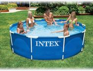 Каркасный бассейн новый Каркасный бассейн новый  Объем: 4485 л при 90% заполнени