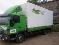 Грузоперевозки 1-20 тонн Транспортные услуги по Москве, области и регионам.   га
