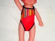 Кукла юный пловец Лялечка Кукла Юный пловец Лялечка - это необычная куколка, кот