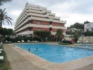 Недвижимость в Испании, Студия рядом с морем в Кальпе Студия рядом с морем в гор