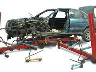 Кузовной стенд с двумя силовыми элементами Кузовной рамный стенд Siver-210 б\у.