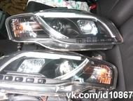 Audi A4 B7 тюнинг фары Sonar Привет ! Хотите освежить внешний вид своего автомоб