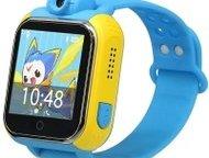 Умные детские часы с GPS Smart Baby Watch Q75 Blue Производитель: Smart Baby Wat