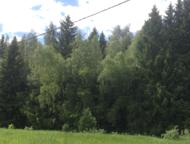 Прилесной участок ИЖС в Новой Москве в деревне Каменка в 28 км от МКАД Прилесной