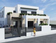Недвижимость в Испании, Новый дом от застройщика в Торревьехе Residential Breeze