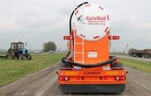 Цементовоз GuteWolf, 36 м3