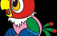 Приму в дар попугая