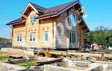 Поднять дом и залить фундамент