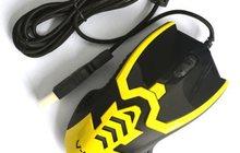 Светящаяся LED мышка (Интеллектуальная) 3 цвета