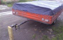 Продаю прицеп БАЗ-8142 в хорошем состоянии