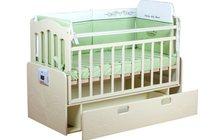 Детские автоматические кроватки Укачай-ка