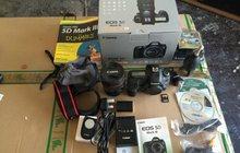 Canon Camera Eos 5D Mark 3 & Canon Camera Eos 5D Mark 2