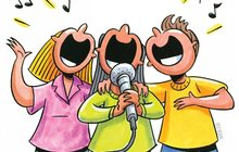 Как научиться петь Преображенская площадь