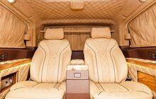 Офис на колесах Mercedes-Benz Vito