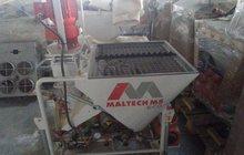 Штукатурные станции Maltech m5