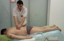 Массаж, лечение боли в спине, ногах, шеи