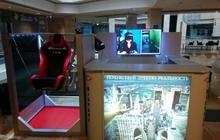 Аттракцион Oculus Rift
