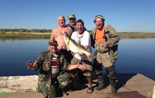 База отдыха Золотая Дельта, Астраханская область