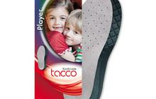 Tacco Player Kids Aрт, 638 - детские стельки спортивные оптом