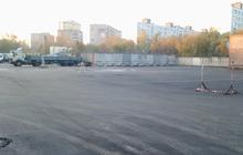 Асфальтированная площадка в аренду в г, Люберцы