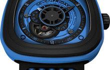 Дизайнерские часы Sevenfriday