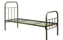 Кровати армейские одноярусные, Кровати оптом, Кровати для рабочих