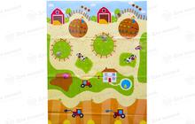 Ферма - коврик для творчества или игры
