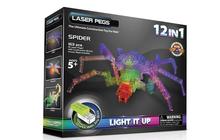 Laser Pegs Паук - Светящийся конструктор для мальчиков