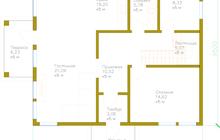 Продаем двухэтажный дом в поселке Фаворит, который может ста