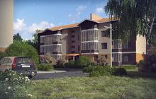 3-х комнатная квартира в Подмосковье, 10 км от МКАД