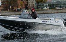 Купить лодку (катер) Master 521