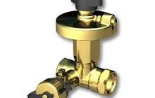 Автоматический балансировочный клапан Broen Ballorex DP