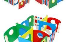 Лабиринты для детской площадки