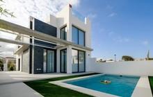 Недвижимость в Испании, Новые виллы с видами на море от застройщика в Торревьеха
