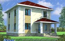 Готовые проекты домов коттеджей