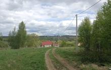 Участок в деревне Высокие Дворики в 85 км от МКАД