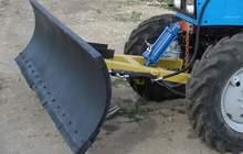 Отвал коммунальный на трактор МТЗ