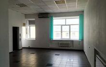 Кабинет №406А площадью 49 м2 на 4-м этаже в офисном здании с